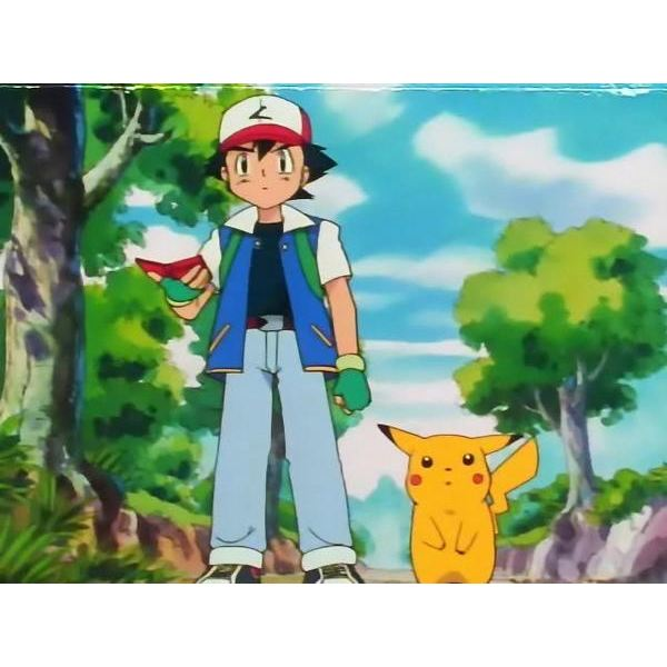 First Pokemon episode