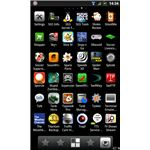 Paginated App Drawer