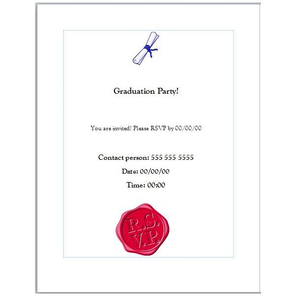 Want To Make Graduation Party Invitations? Here's What You