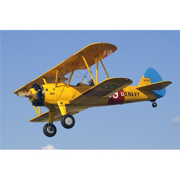 History of the Stearman Biplane: One of Aviation's Greatest Names