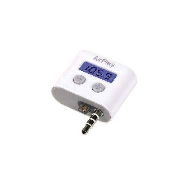 XtremeMac AirPlay FM Transmitter for iPod and iPod Mini