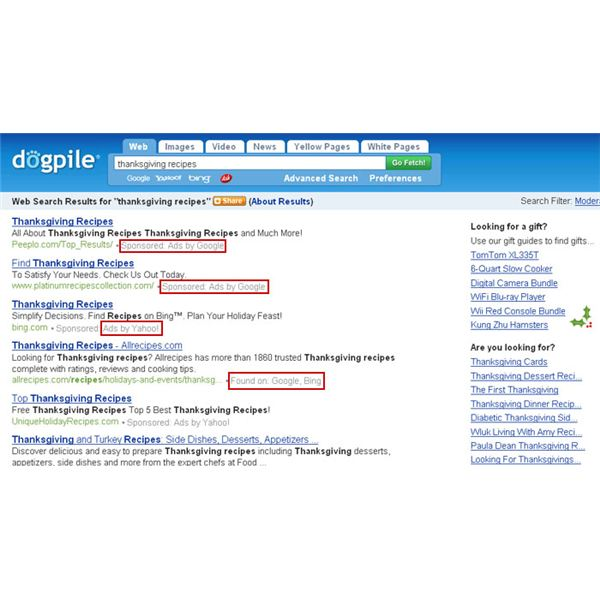 to Find Your Site in Dogpile Results, Submit Your Site to Google, Yahoo & Bing