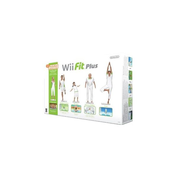Getting Fit with the Wii Fit