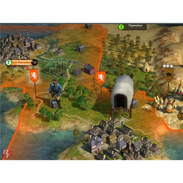 Civilization V City-States: Civilization Strategy and New Features