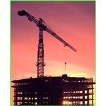 tower crane on work