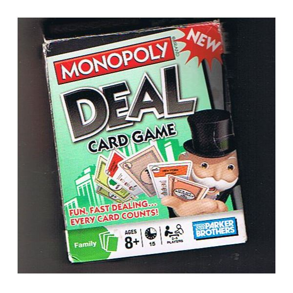Rules for Monopoly Deal Card Game: A Helpful Guide