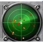 Battle Pirates Radar Screen