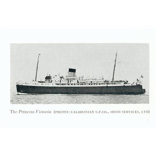 Engineering Disasters: the Sinking of the MV Princess Victoria