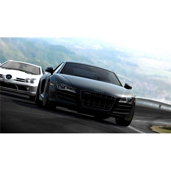 Forza 3 Review: The single player is an improvement over Forza 2