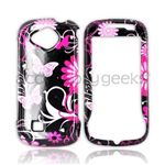 Samsung Reality Butterfly hard Plastic case