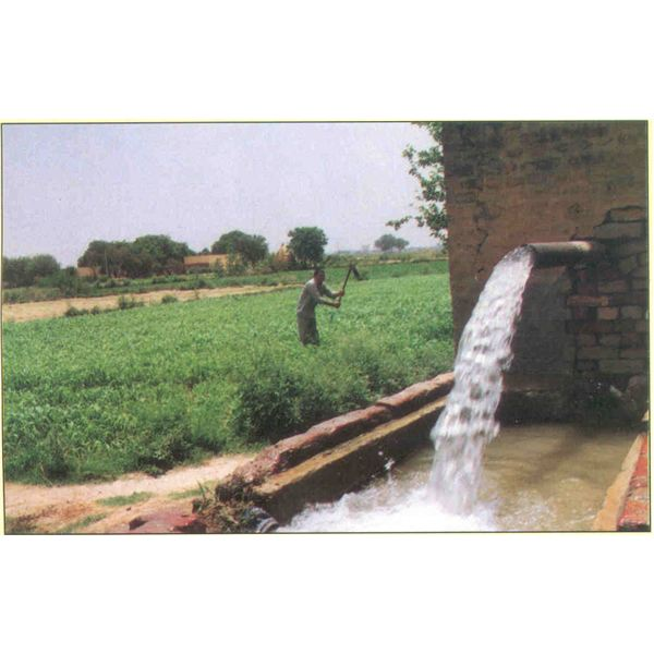 IRRIGATION SOURCE