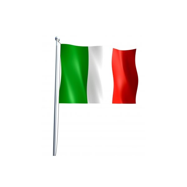 Italy Flag (by Salvatore Vuono)