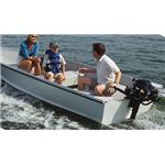 safety gas-outboard