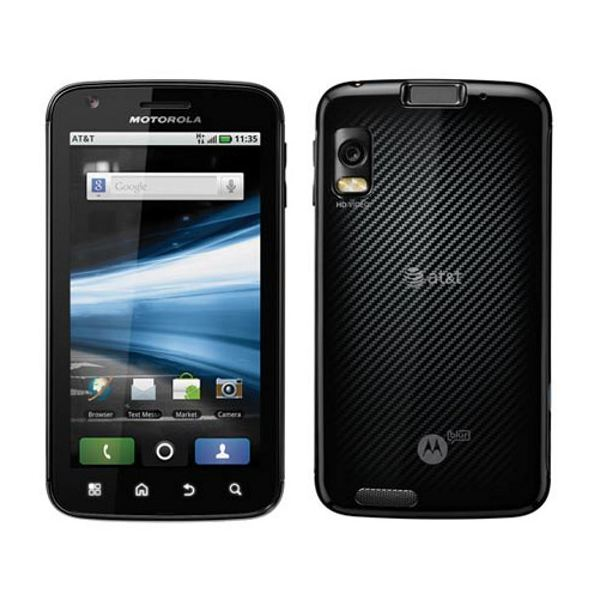 Motorola Atrix 4G Review