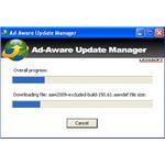 Figure 1 - Ad-Aware Update Manager