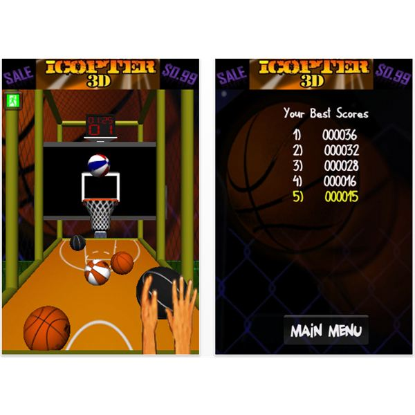 Top Free Basketball Game Apps for iPhone