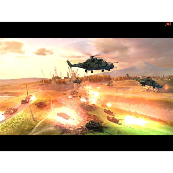 World in Conflict PC Game Sc3