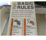 Fluxx basic rules