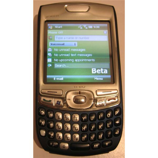 Treo With Windows Mobile 6