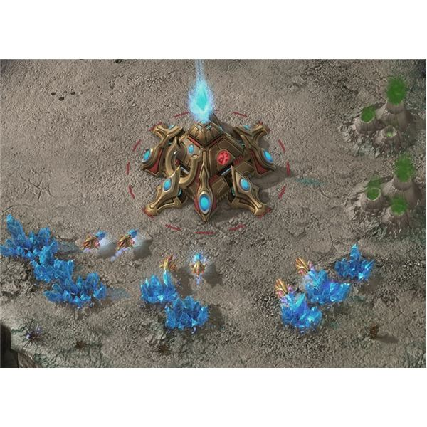 Starcraft 2 Gameplay Preview: New Features in Starcraft 2
