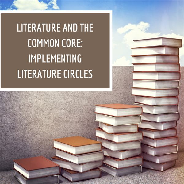 Downloadable PowerPoint with Ideas for Using Literature Circles with the Common Core