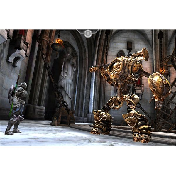 Infinity Blade for the iPad/iPad 2