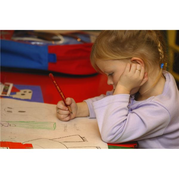 Teaching a Preschool Student With Visual Impairment: What Teachers Need to Know