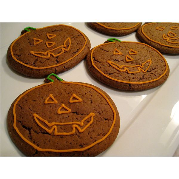 Handmade Halloween Treats