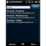 slimpasswords - the Best Password Manager for Windows Mobile?
