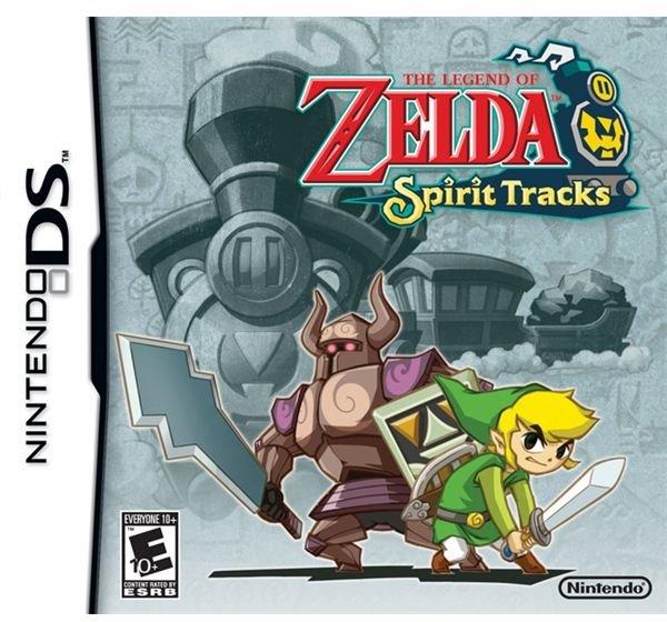 The Legend of Zelda: Spirit Tracks Review for Nintendo DS