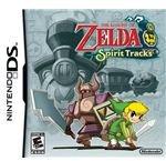The Legend of Zelda: Spirit Tracks Box Shot