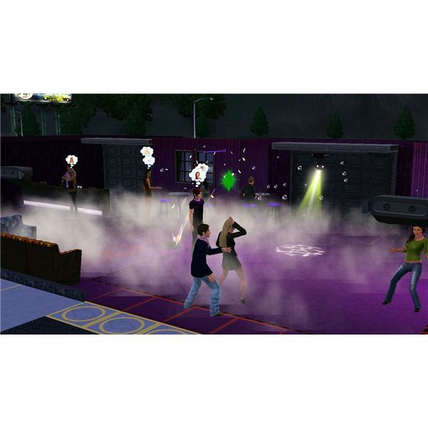The Sims 3 Late Night Club Guide in Bridgeport