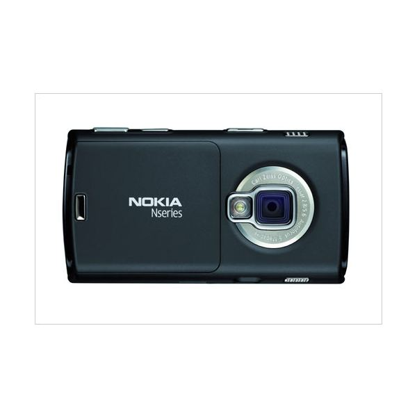 Nokia N95 8GB Back