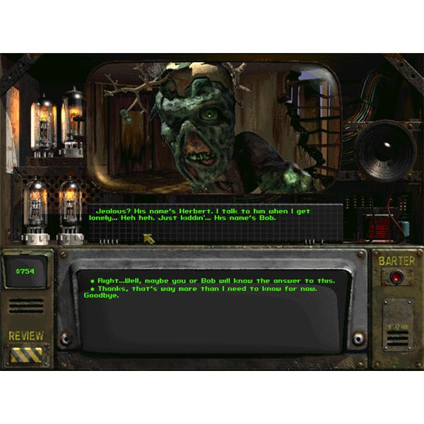 Download Fallout 2 at Good Old Games