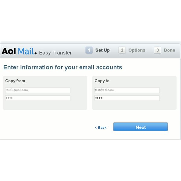 Gmail Backup Options: How to Backup Gmail with an AOL Account