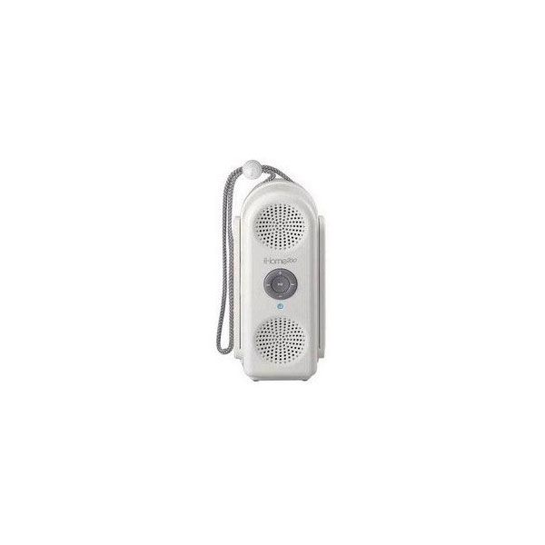 The iHome IH20W Shower-to-Beach Portable Speaker System for iPod