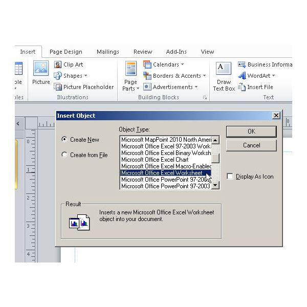 publisher excel 05