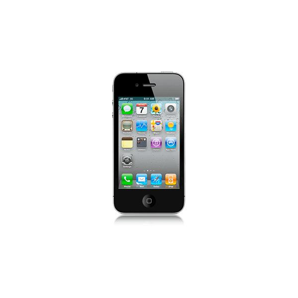 apple iphone 4 black l