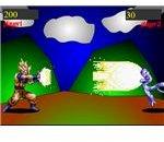 Dragonball Z: Flash Dimension--Free Online Dragonball Z Games