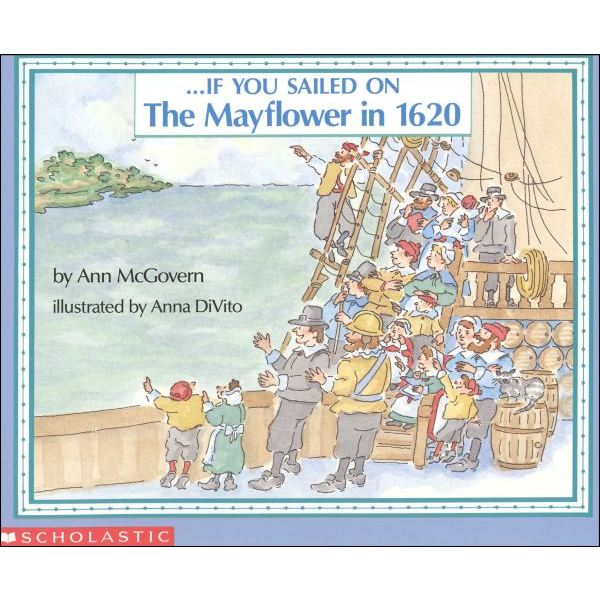 if you sailed on the mayflower