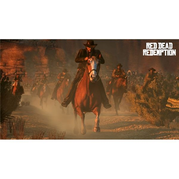 "Red Dead Redemption ""Ammunition"" Co Op Mission Guide and Walkthrough"