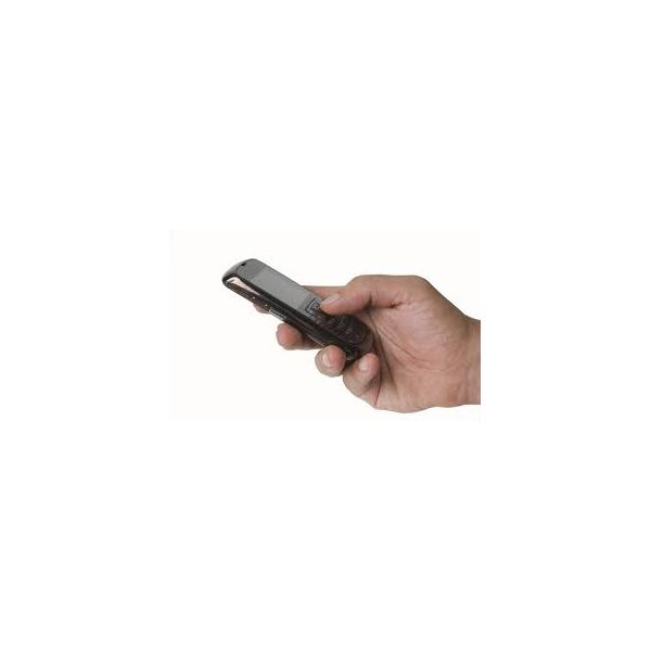 Change your BlackBerry footer message.