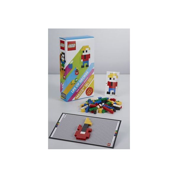 Introducing LEGO Life of George iPhone App and Building Kit