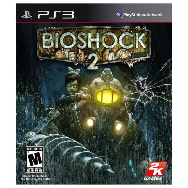 Bioshock 2 Trophies - PS3, PC, and XBOX 360