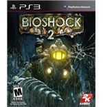 Bioshock 2 PS3 Cover