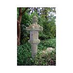 Japanese Lantern in Golden Gate Park by Pete Bobb from Wikimedia Commons