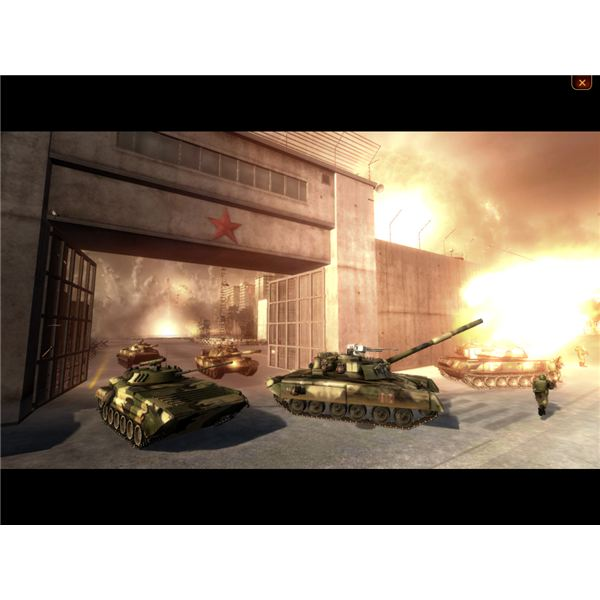 World in Conflict PC Game Sc2
