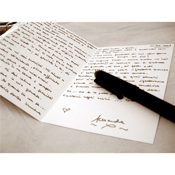 how to write love letter to boyfriend