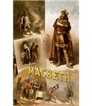 Thomas Keene in Macbeth 1884 (Public Domain)