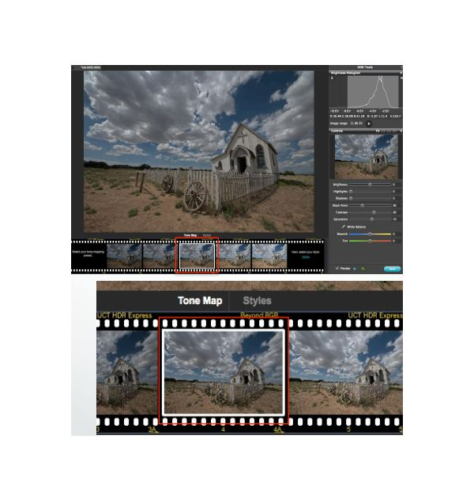 HDR Express Screenshot